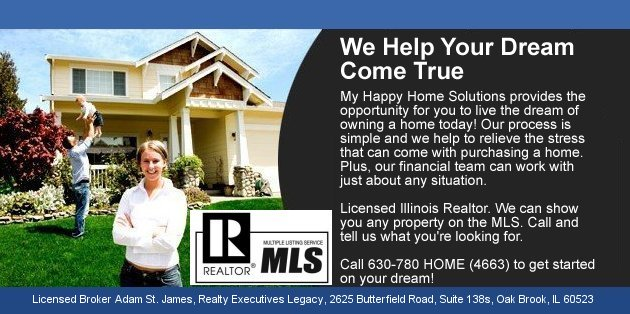 MyHappyHomeSolutions.com -- We Help Your Dream Come True